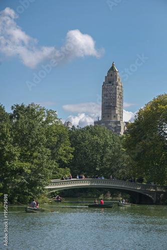 Fotomural Central Park in Manhattan New York city