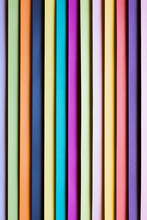 Colorful Striped Tiled Backgro...