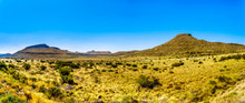 Panorama Of The Endless Wide O...