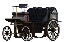 Old Vintage Carriage / Wagon I...
