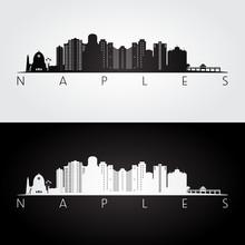 Naples USA Skyline And Landmar...