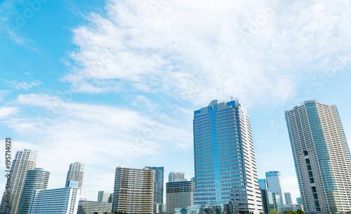 Fototapete - 東京風景