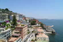 View Of Naples From Posillipo