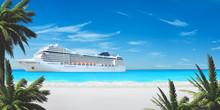 Karibik Kreuzfahrt - Weißer S...