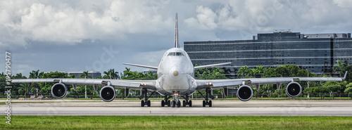 Tela  747 panorama