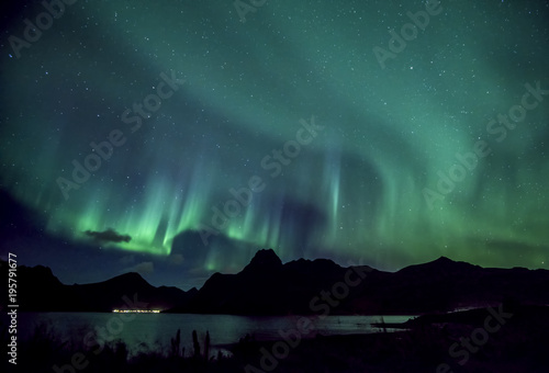 Aurora Sky Poster