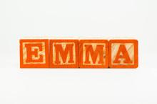 Emma - Common Girl's Name In W...