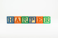 Harper - Common Girl's Name In...