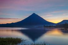 Volcano Arenal Sunrise