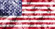 United States of America smoke flag, American flag, USA flag