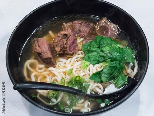 Fotografía  台湾 牛肉麺