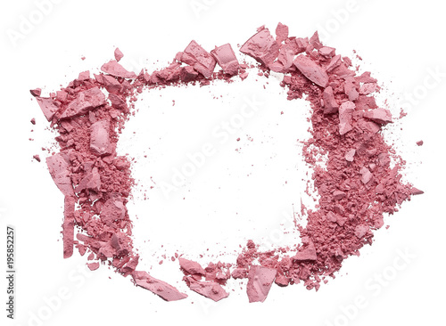 Valokuva  Make up crushed eyeshadow, blush or powder