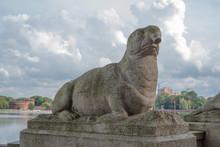 Kaliningrad, Russia. The Sculp...