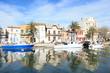 Vieux port du Grau du roi, Camargue, France