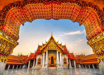 Wat Benchamabophit Dusit Wanaram, Bangkok, Tajland