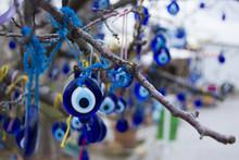 Amulets On Tree