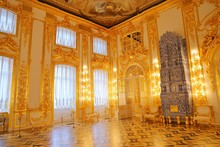 Interior Of Catherine Palace A...