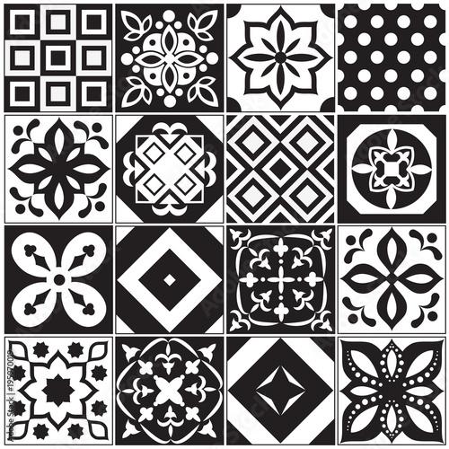 Traditional Ceramic Floor Tile Patterns
