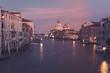 Grand Canal and Basilica Santa Maria della Salute panorama