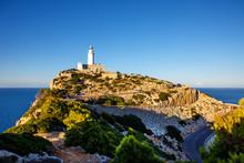 Lighthouse At Cape Formentor I...