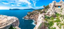 Panoramic Landscape Of Sardini...