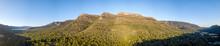 Aerial View Of The Grampians N...