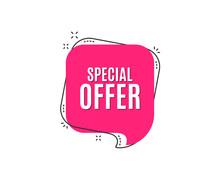 Special Offer Symbol. Sale Sig...