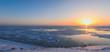 Sunset pano, Sakhalin