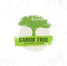 Carob Tree Natural Sweets Orga...