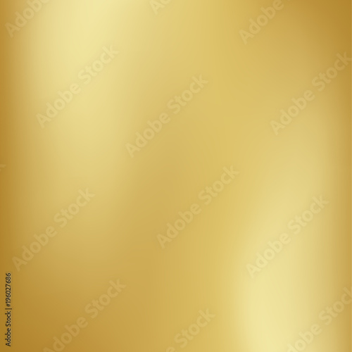 Plakaty kolor złota  vector-gold-blurred-gradient-style-background-abstract-smooth-colorful-illustration-social-media-wallpaper