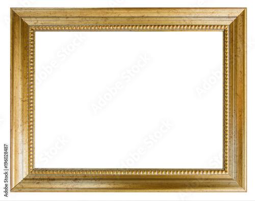 Fototapeta  cadre doré  obraz