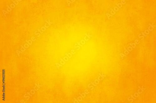 Canvastavla Abstract orange yellow texture background