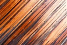 Diagonal Wood Grain For Background