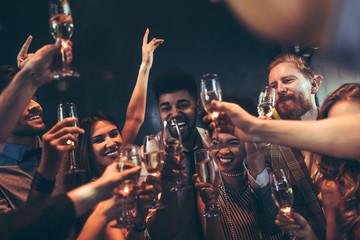 Celebrate like there's no tomorrow