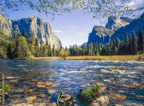 Yosemite National Park,California