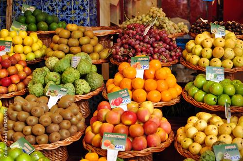 Obstmarkt auf Madeira © roma_e