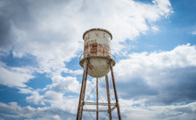 Rural Water Tower