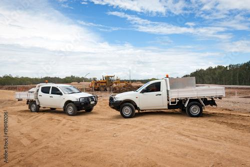 Fotografia, Obraz Light Utility Vehicles