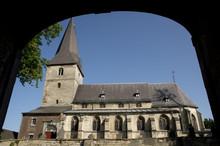 De Sint-Brigidakerk  In Noorbeek