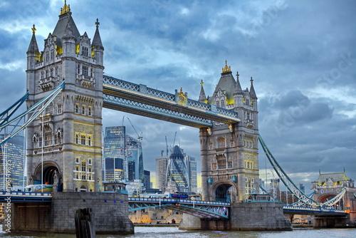 Foto op Plexiglas Japan london tower bridge