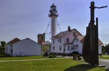 Whitefish Point, Lighthouse