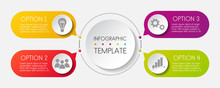 Template Of Colouful Inforgaph...
