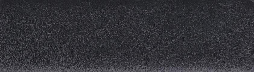 Black imitation leather
