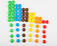 Colours Candy Studio White Background