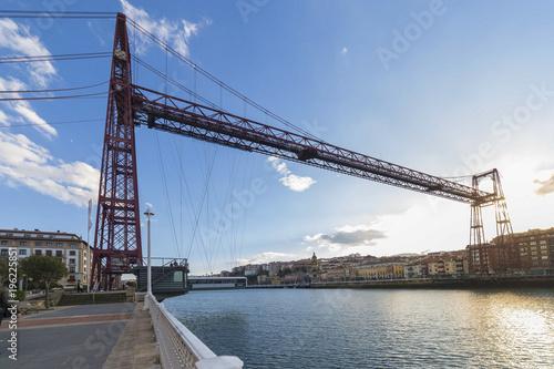 the vizcaya bridge
