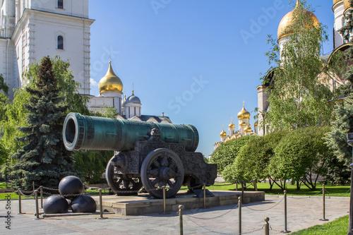 Fotografija Tsar cannon in the Moscow Kremlin, Russia