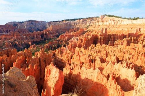 Foto op Canvas Baksteen Panorama from Bryce Canyon National Park, USA