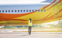 Airport Marshalling Signal Fro...