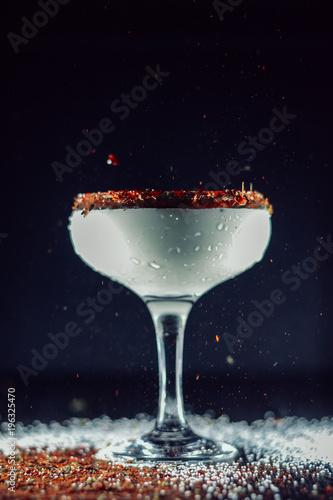 Fototapety, obrazy: white coctail