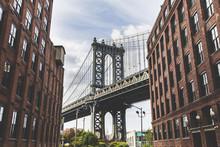 USA, New York City, View To Ma...